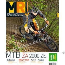 MAGAZYN ROWEROWY - KWIECIEŃ 2008 Manetki i klamki