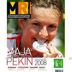 MAGAZYN ROWEROWY - WRZESIEŃ 2008 Czasopisma