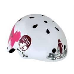 LAZER BMX ONE TRASHY WHITE PINK