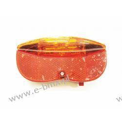 Lampa Tylna X-LIGHT NA BAGAŻNIK 2 SUPER LED