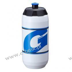 Bidon GOFLO 0,6L biały z niebieskim logo Giant Stery