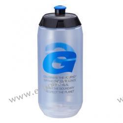 Bidon GOFLO 0,6L bezbarwny z niebieskim logo Giant Piasty