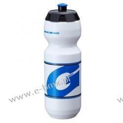 Bidon GOFLO 0,75L biały z niebieskim logo Giant Siodełka