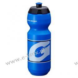 Bidon GOFLO 0,75L niebieski z białym logo Giant Koła