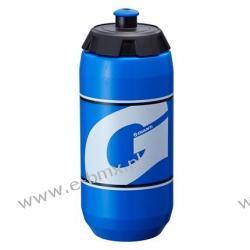 Bidon GOFLO 0,6L niebieski z białym logo Giant Spodnie