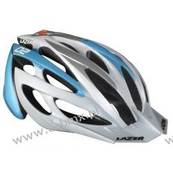 KASK MTB LAZER O2 XC WHITE ICE BLUE