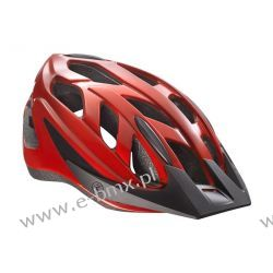 KASK MTB LAZER CYCLONE L RED 58-61 cm Suporty