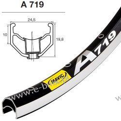 OBRĘCZ MAVIC A719 622x19 2012 Korby