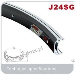 OBRĘCZ BMX STARS J24SG