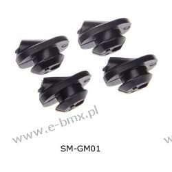 PRZELOTKI KABLA Di2 PRZEZ RAMĘ 6mm SHIMANO SM-GM01 Manetki i klamki