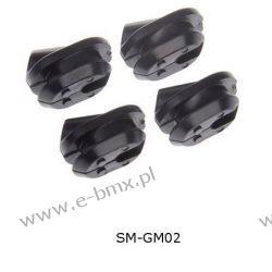 PRZELOTKI KABLA Di2 PRZEZ RAMĘ 7x8mm SHIMANO SM-GM02 Piasty