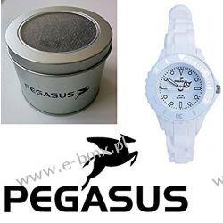 Zegarek PEGASUS z tworzywa kolory  Kasety