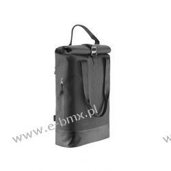 Sakwa tylna GIANT  H2PRO Rear Pannier Grey, czarna  Korby