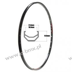 "OBRĘCZ MTB 26"" SUN RINGLE EQUALIZER 21 SPAWANA 350g!!! Suporty"