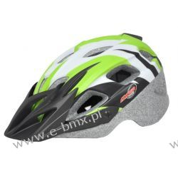 KASK ROWEROWY AXER SETTO GREEN LINE OUT MOLD