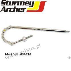ŁAŃCUSZEK PIASTY STURMEY ARCHER HSA716 VIII  Opony