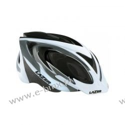 KASK MTB LAZER 2X3M TRI BAND, GREY WHITE BLACK Piasty