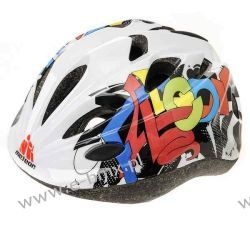 KASK ROWEROWY METEOR, LETTERS , HB6-5 Piasty