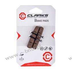 Wkładki hamulcowe CLARK'S CPS200 CARB Szosa 55mm  Kaski