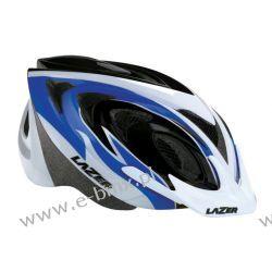KASK MTB LAZER 2X3M BLUE WHITE BLACK  Kaski