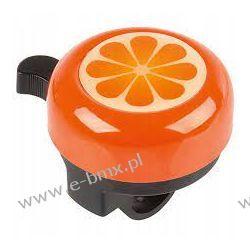 Dzwonek rowerowy M-wave pomarańcza Sport i Turystyka