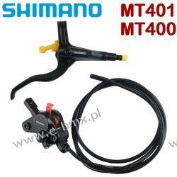 HAMULEC TARCZOWY SHIMANO BR-MT400/401 CZARNY