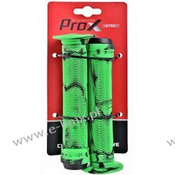 CHWYTY KIEROWNICY BMX PROX GP-75H ZIELONE Sport i Turystyka