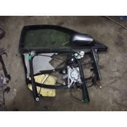 Audi A4 B5 lusterko prawe elektryczne szkło kpl