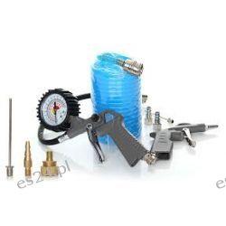 Zestaw akcesoriów do kompresora KD412  Piły