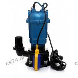 Pompa żeliwna do wody czystej / brudnej WQD10 KD754 [Kraft&dele]