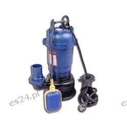 Pompa z rozdrabniaczem i pływakiem [Eurotec] Pneumatyka