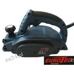 Elektryczny strug / szlifierka do drewna 1100W [Eurotec] Strugi