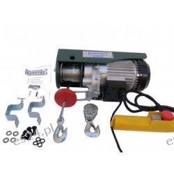 Wyciągarka linowa elektryczna 1000kg [Eurotec] Części