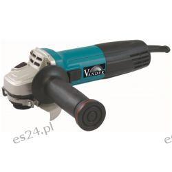 Szlifierka kątowa 125mm VANDER 1200W [Vander] Części