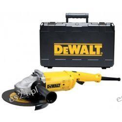 szlifierka kątowa DEWALT 230mm 2200W D28492K [DeWalt] Części
