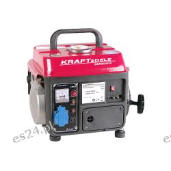 Agregat prądotwórczy jednofazowy KD102 ST800 [Kraft&dele] Tarcze