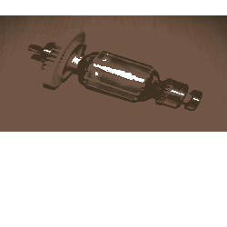 wirnik pilarki KD1521 [Kraft&dele] Pneumatyka