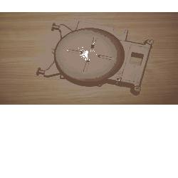 obudowa tylna prądnicy KD102 [Kraft&dele] Okulary i gogle