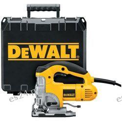 Wyrzynarka elektryczna 701W DW331K [DeWalt] Noże i scyzoryki
