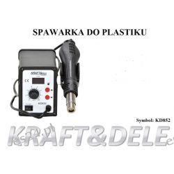 Cyfrowa spawarka do plastiku KD852 [Kraft&dele] Części