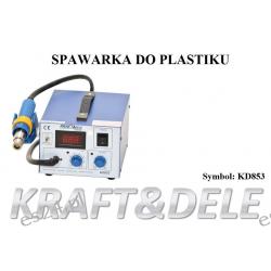SPAWARKA DO PLASTIKU KD853 [Kraft&dele] Pozostałe