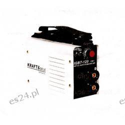 Spawarka inwertorowa MMA 120A KD838 [Kraft&dele] Agregaty prądotwórcze