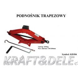 podnośnik trapezowy [Kraft&dele] Narzędzia i sprzęt warsztatowy
