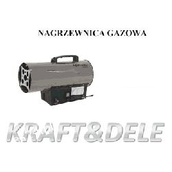 Nagrzewnica gazowa KD705 BGA1401-50 [Kraft&dele] Pneumatyka