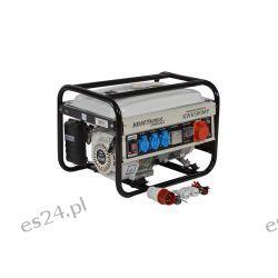 Agregat prądotwórczy KD118 jednofazowy elektryczny KW6500JB [Kraft&dele]