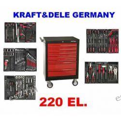 Szafa narzędziowa na kółkach RT220A [Kraft&dele] Piły
