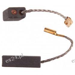 Szczotki węglowe Bosch do PWS 500, 600, 900 5x8x18 [Bosch Service] Agregaty prądotwórcze