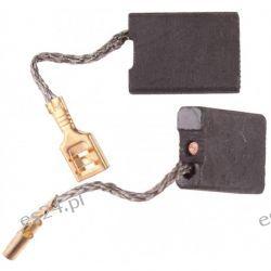 Szczotki węglowe Bosch do GWS 18, 19, 23, 25 6.3x16x22 mm [Bosch Service] Piły i wyrzynarki