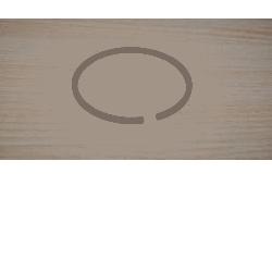 pierścień tłoka kompresora KD402 [Kraft&dele] Piły