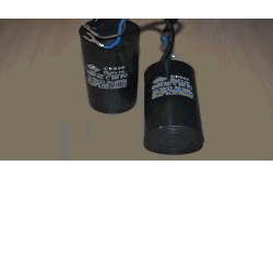 kondensator 150uNF kompresora KD402 [Kraft&dele] Sprężarki